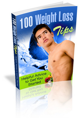 Product picture 100 Weight Loss Tips, weight loss